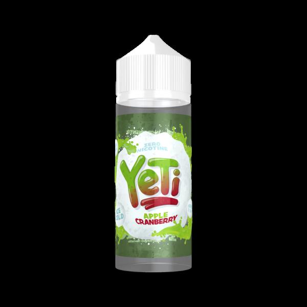 Apple Cranberry Liquid 100ml