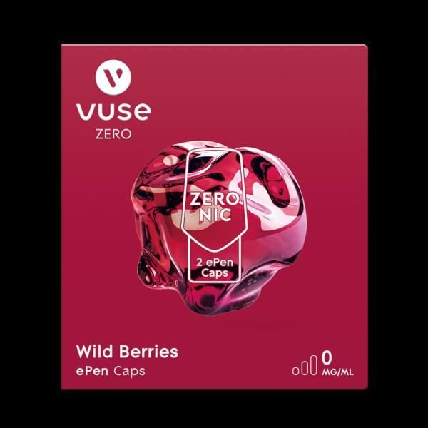 Wild Berries ePen Cap