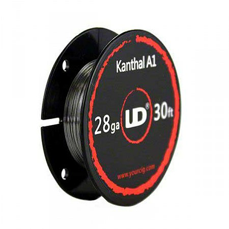 UD Kanthal A1 9m 28ga/0,3mm