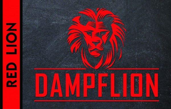 Dampflion Aroma- red lion