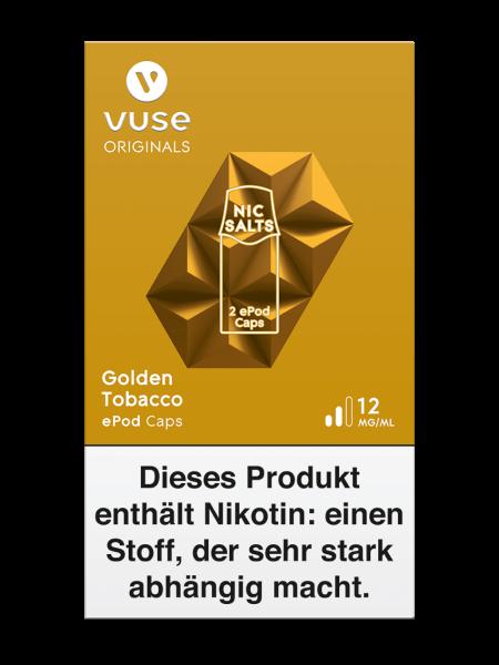 Golden Tobacco ePod Cap