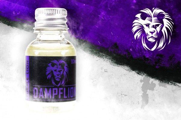 Dampflion - Purple Lion