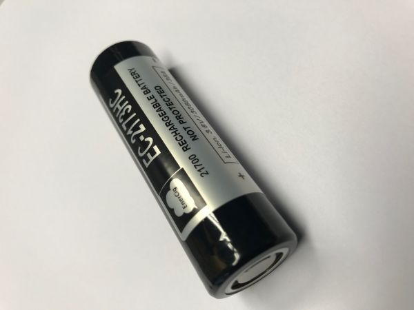 1 x EnerCig EC-2173HC (21700)