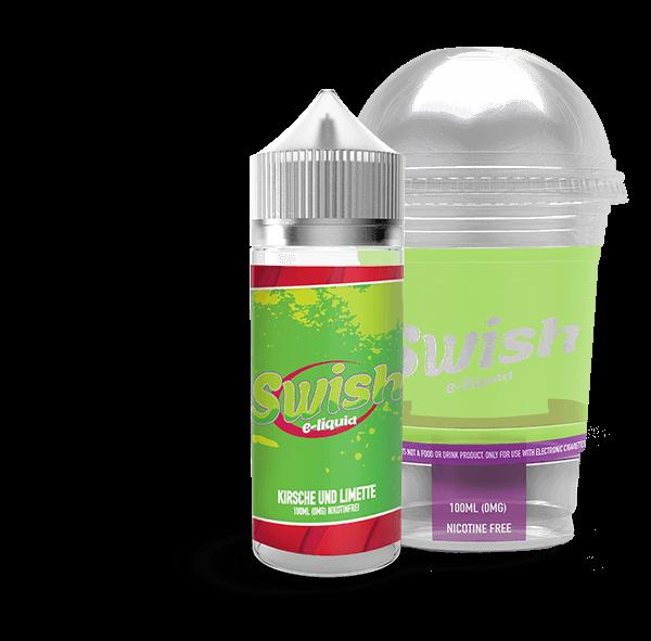 Kirsche und Limette Liquid 100ml