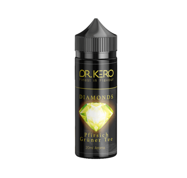 Dr. Kero Diamonds - Pfirsich Grüner Tee