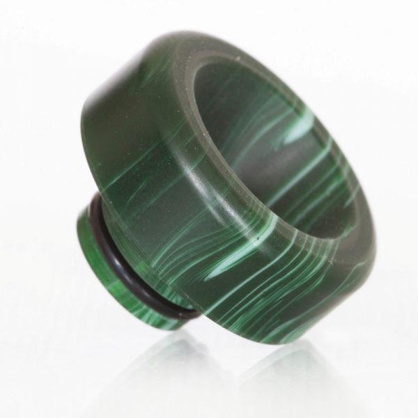 Taifun Drip Tip Acryl - Green Nugget