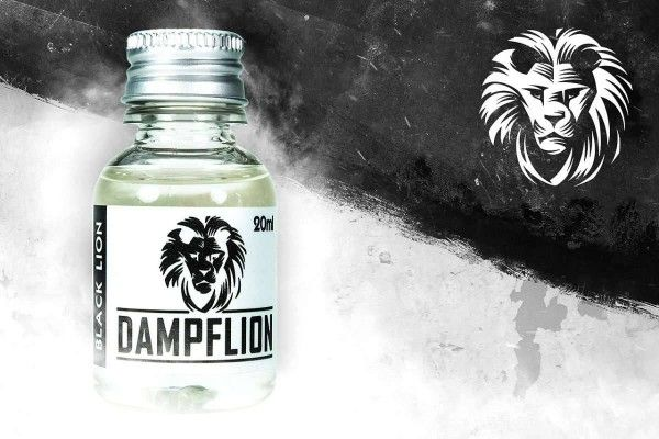 Dampflion - Black Lion