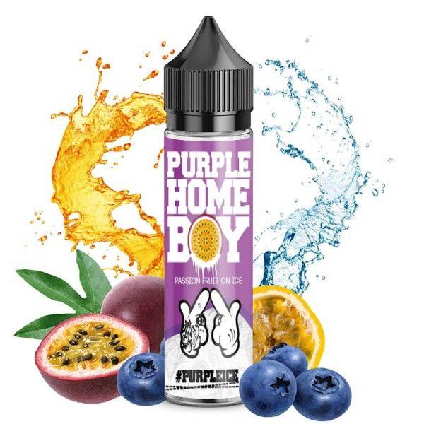 Purple Home Boy