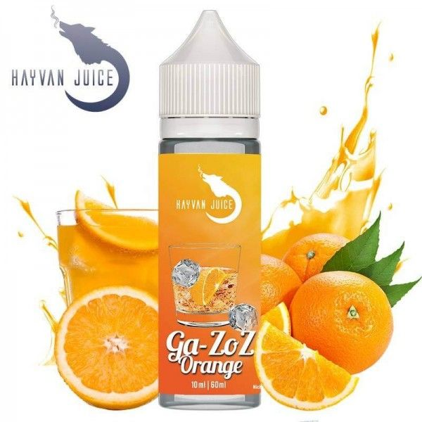 Ga-ZoZ Orange