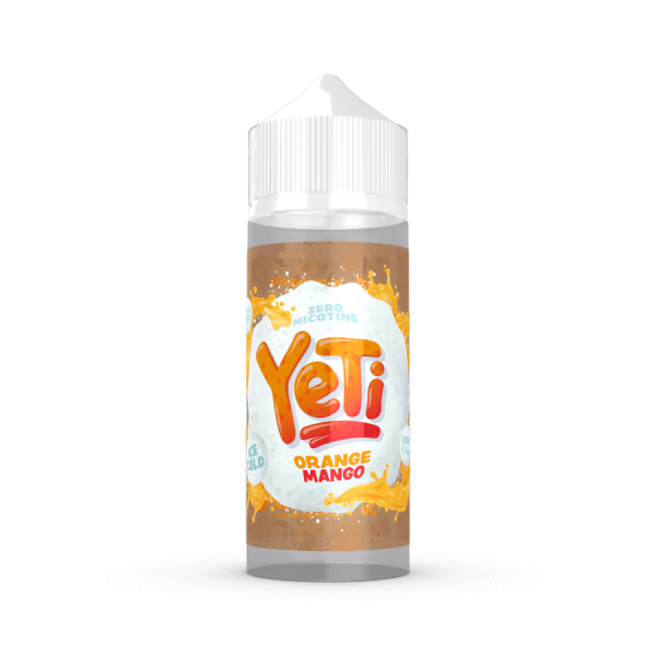Orange Mango Liquid 100ml