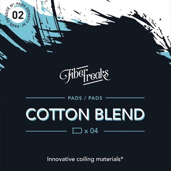 Fiber Freaks Cotton Blend Pads (Den. 2)
