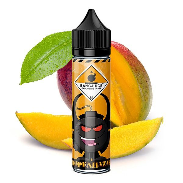Bangjuice - Tropenhazard Wild Mango