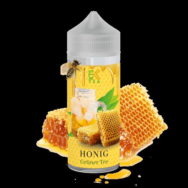 Honig Grüner Tee