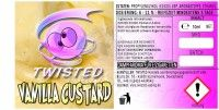 Twisted - Aroma Vanilla Custard 10 ml