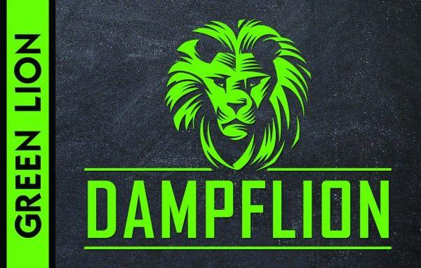 Dampflion Aroma- green lion