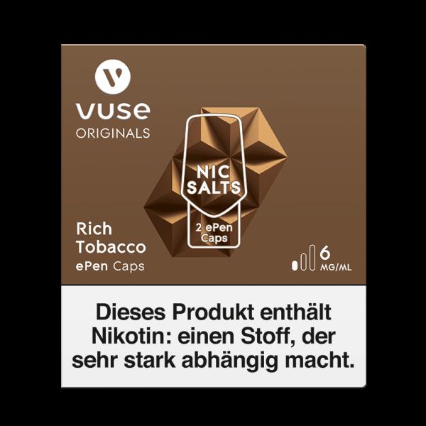 Rich Tobacco ePen Cap