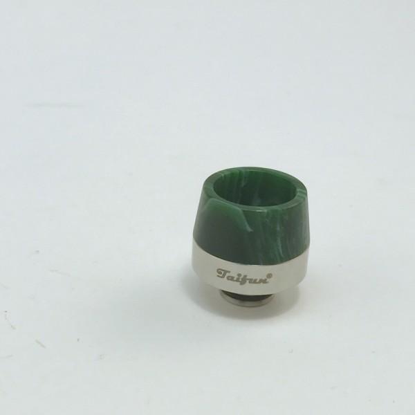 Taifun 510 Drip Tip Dual Grün