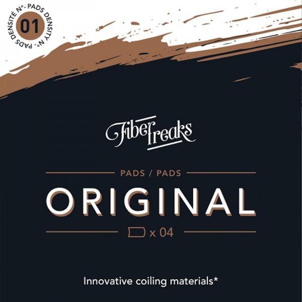 Fiber Freaks Original Pads (Den. 1)
