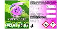 Twisted - Aroma Creamy Melon 10 ml