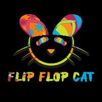 Copy Cat Flip Flop Cat