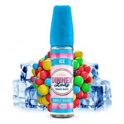 DINNER LADY SWEETS ICE - Bubble Trouble Aroma 20ml