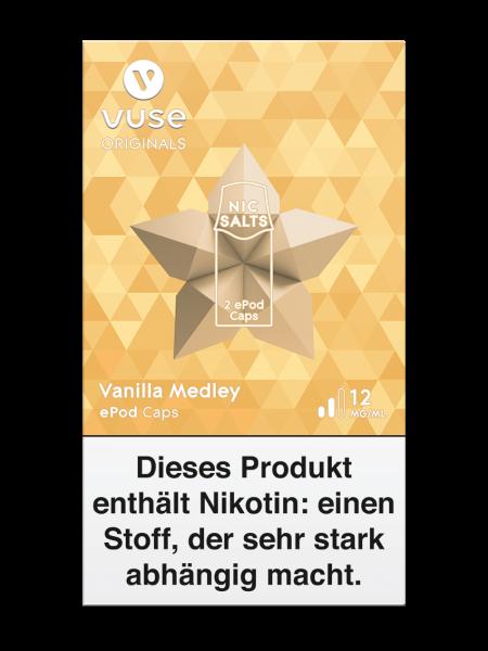 Vanilla Medley ePod Cap