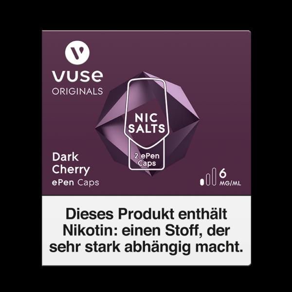 Dark Cherry ePen Cap