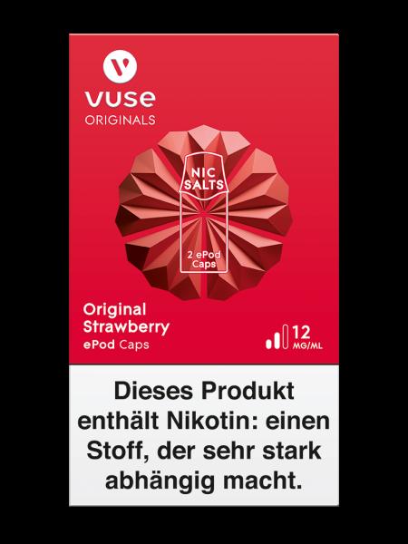 Original Strawberry ePod Cap