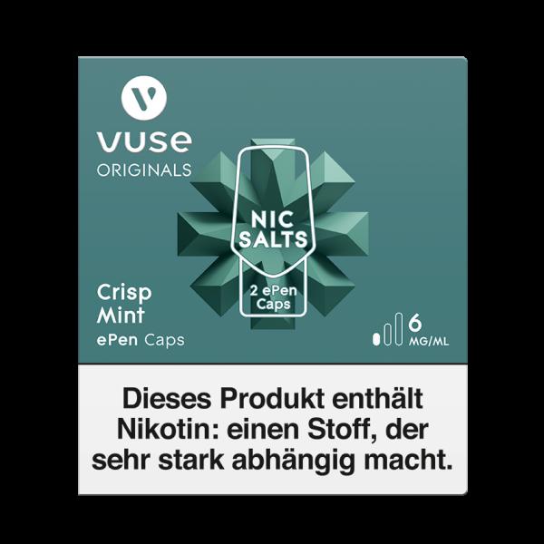 Crisp Mint ePen Cap