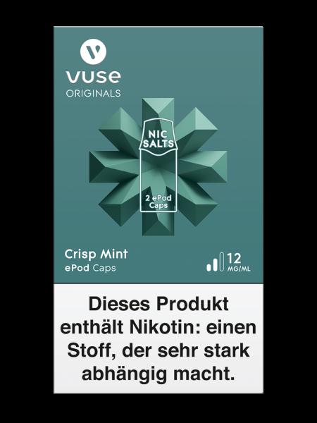 Crisp Mint ePod Cap