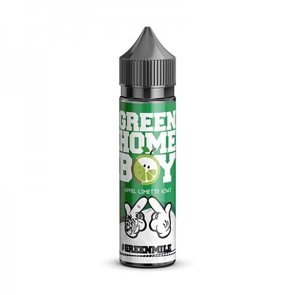 #ganggang - Green Home Boy