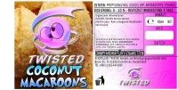 Twisted - Aroma Coconut Macaroons 10 ml