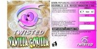 Twisted - Aroma Vanilla Gorilla 10 ml