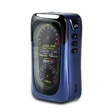 Rev GTS 230W Mod Blau