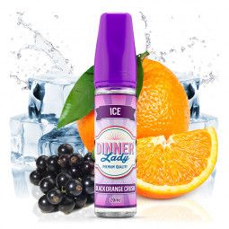 DINNER LADY ICE - Black Orange Crush Aroma 20ml