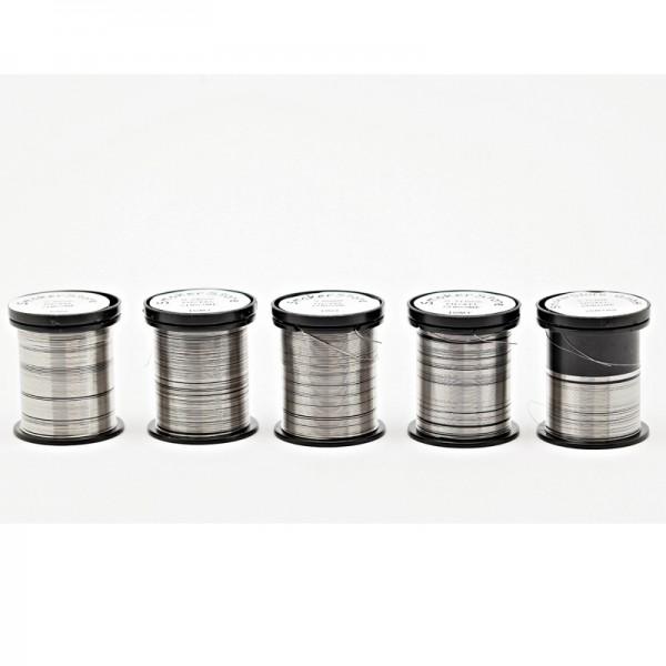 SmokerStore GmbH - NiCr Heizleiterdraht 0,20mm / 10m - 01