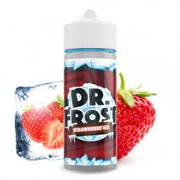 Dr. Frost - Strawberry Ice Liquid 100ml - 0mg