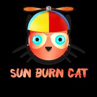 Copy Cat Sun Burn Cat