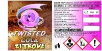 Twisted - Aroma Cola Zitrone 10 ml