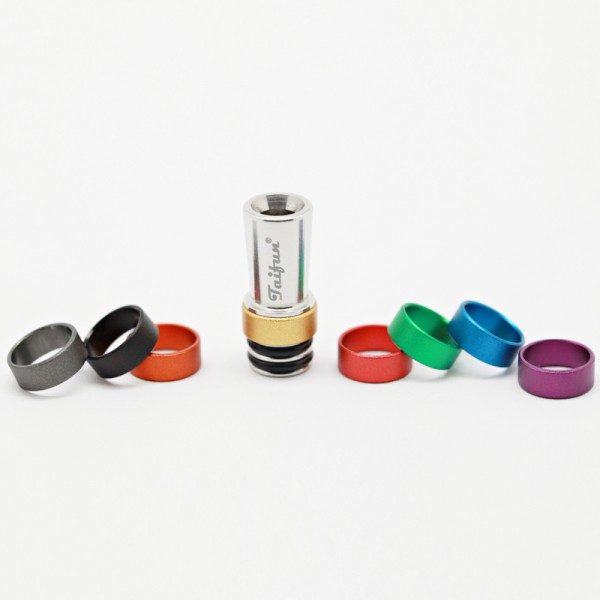 "SmokerStore GmbH - Taifun DripTip ""Torso"" - 01"