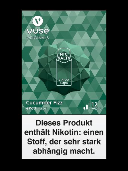 Cucumber Fizz ePod Cap