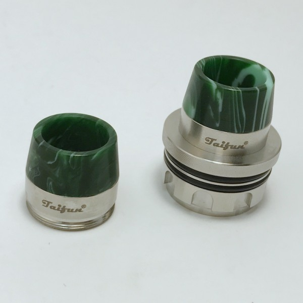 Taifun Drip Tip BT Dual grün